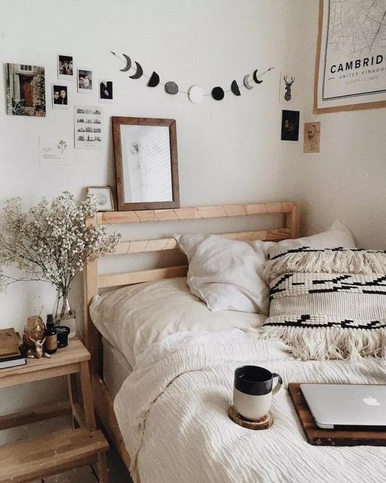 Minimalist Bedroom Aesthetic Room Design Ideas Trendecors