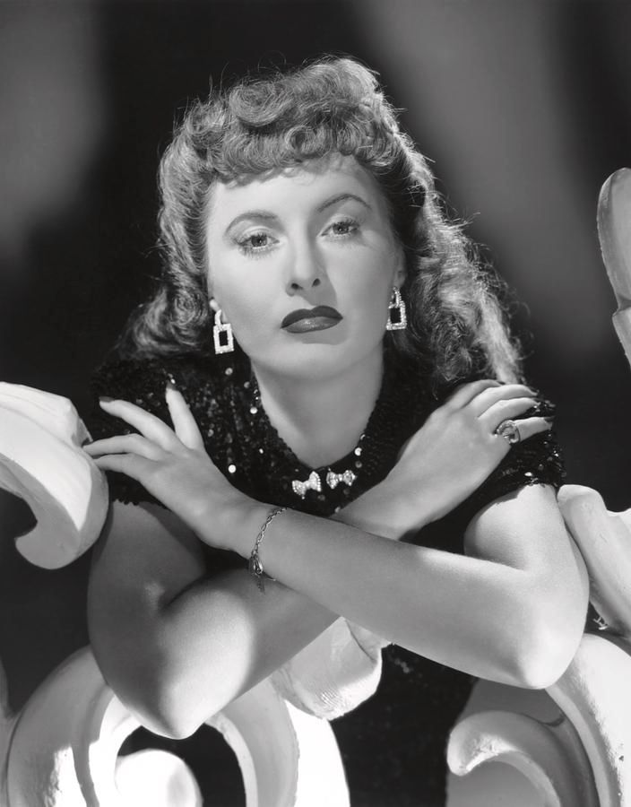 Barbara Stanwyck Color Actresses - #actresses #barbara #color #stanwyck - #AliLarter