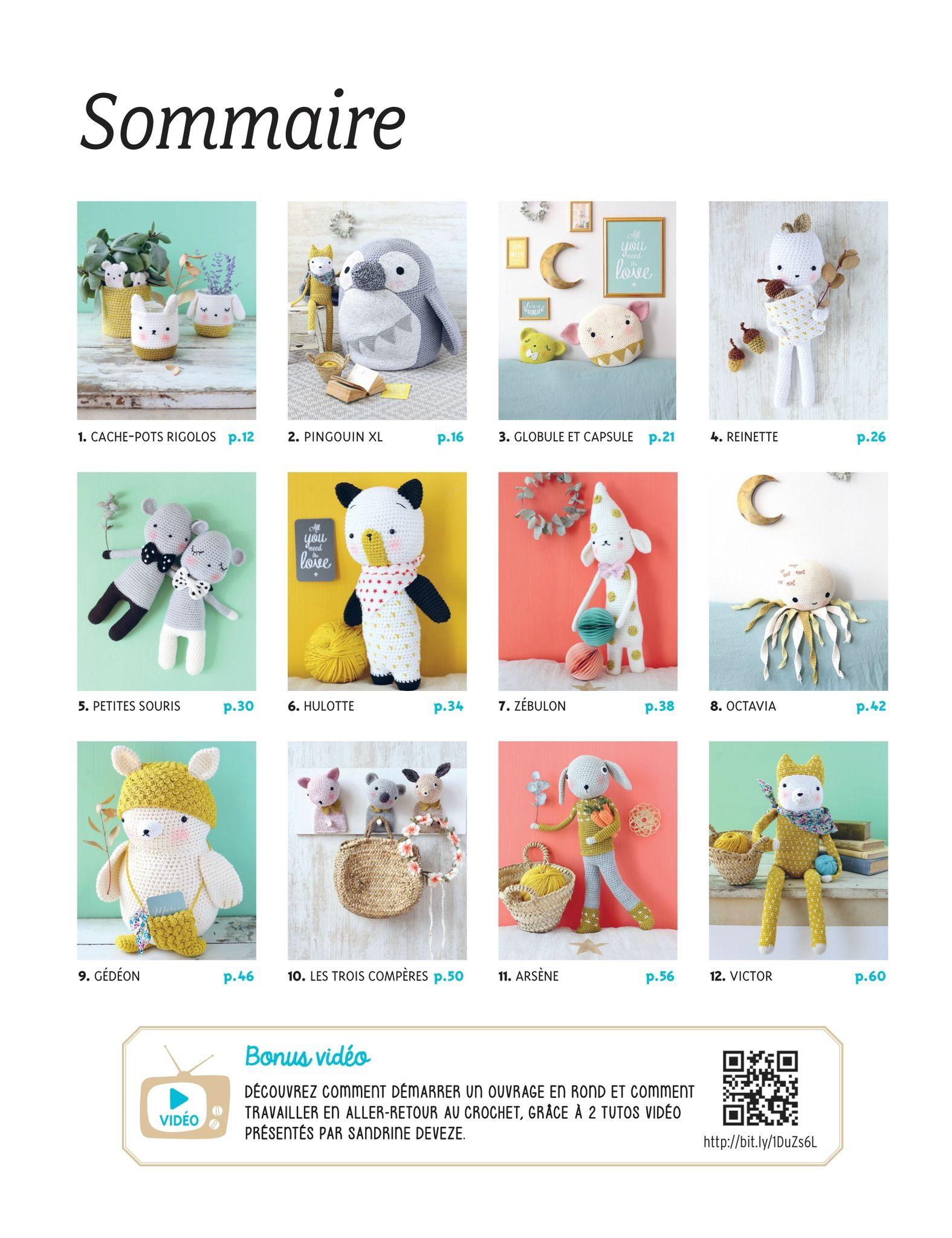 Tendre crochet Tome 2 - Tournicote...à cloche-pied | For Kids ...
