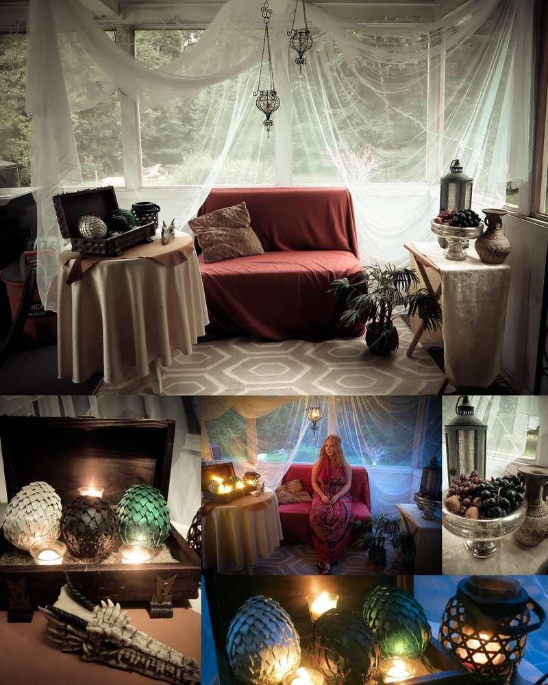 game of thrones birthday party ideas nuestra boda pinterest fiestas tem ticas mesa de. Black Bedroom Furniture Sets. Home Design Ideas