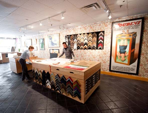 the best custom art and picture framing stores in toronto will help you perfectly preserve