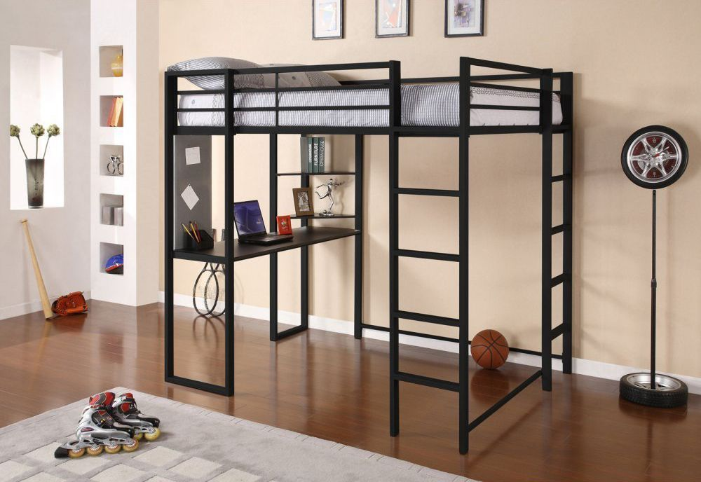 11 Full Size Modern Loft Beds for Your Tiny Apartment