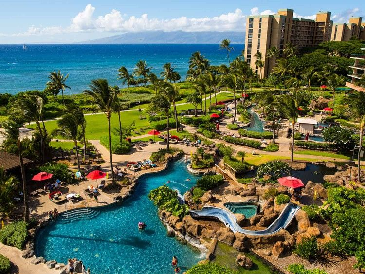 Best Beach Resorts in Maui — Islands is part of Best maui resorts, Maui resorts, Hawaii resorts, Maui hotels, Hawaiian resorts, Maui beach resort - With three legendary beach resort areas to choose from — Kaanapali, Wailea and Kapalua — Maui doesn't make it easy to choose the perfect hotel for your Hawaiian vacation  Check out this stellar list of properties and you won't be disappointed