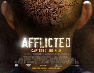 Afflicted - Tamar Make Up