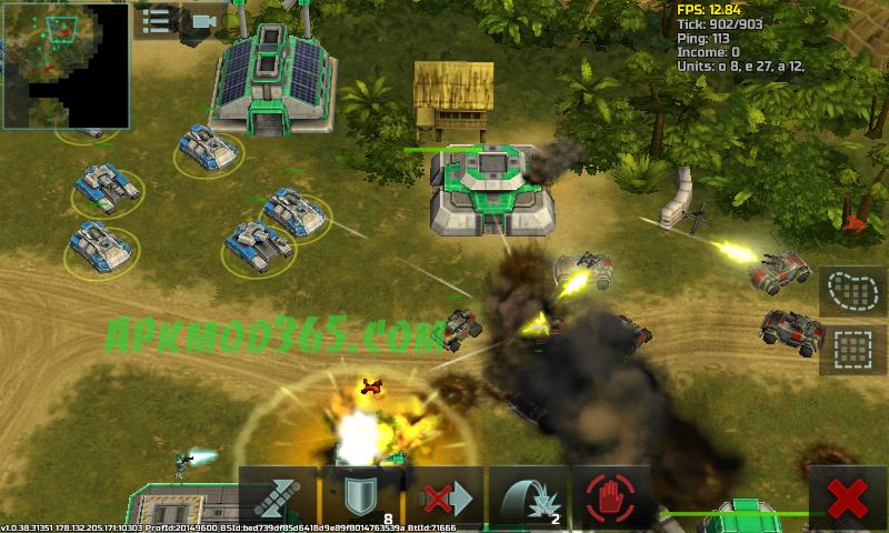Art Of War Mod Apk Offline