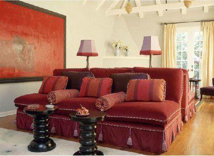 Moroccan Style Banquette Sofa