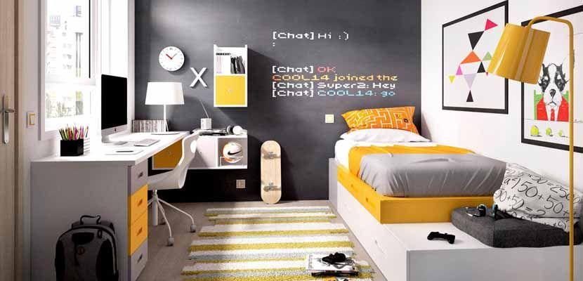 como decorar un dormitorio juvenil hombres los pequeos de la casa crecen y un da nos dicen que no les gustan las cortinas de muequitos