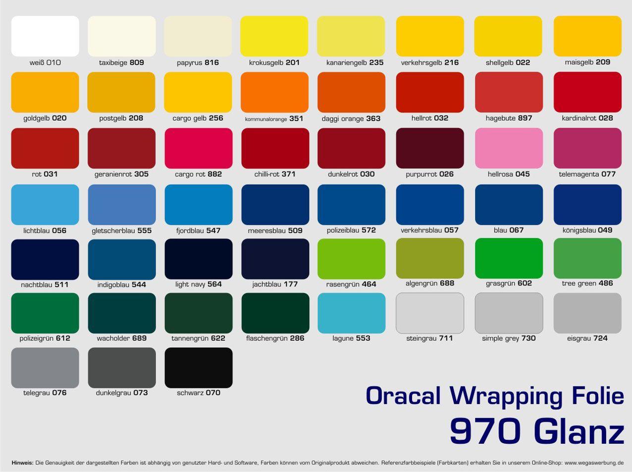 Folieren Farben Google Suche Folie Ren