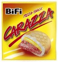 Bifi Carazza Pizza-Snack, Weizen-Gebäck, 30 Stück