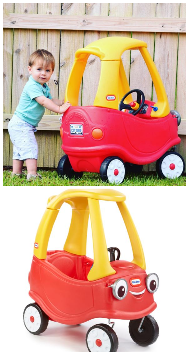Cozy Coupe® Cozy coupe, Ride on toys, Coupe
