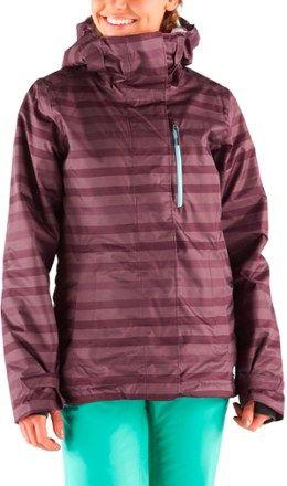 f7a692d2d Mountain Hardwear Barnsie Insulated Jacket - Women's | REI Co-op ...