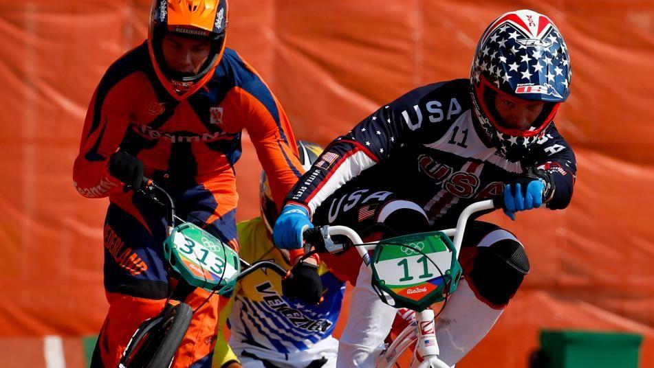 TokyoOlympics on (With images) Bmx racing, Nbc olympics