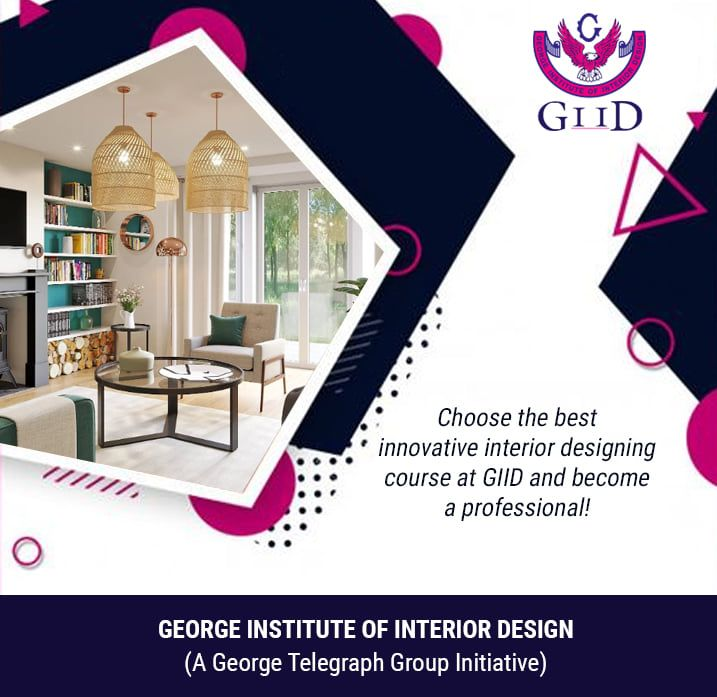 Interior Designing Is One Of The Best Career Choices Providing Numerous Job Opportunities Giid Offers The Most Interior Design Courses Design Interior Design