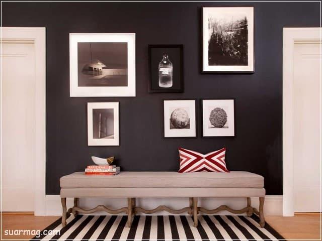 احدث الوان دهانات 2021 الوان حوائط مميزة لغرف النوم والأطفال والصالة مجلة صور Best Wall Colors Wall Color Combination Black Painted Walls
