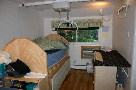 Modification Of Bedroom For Disabled Child Accessible Room With A - Disabled changing table