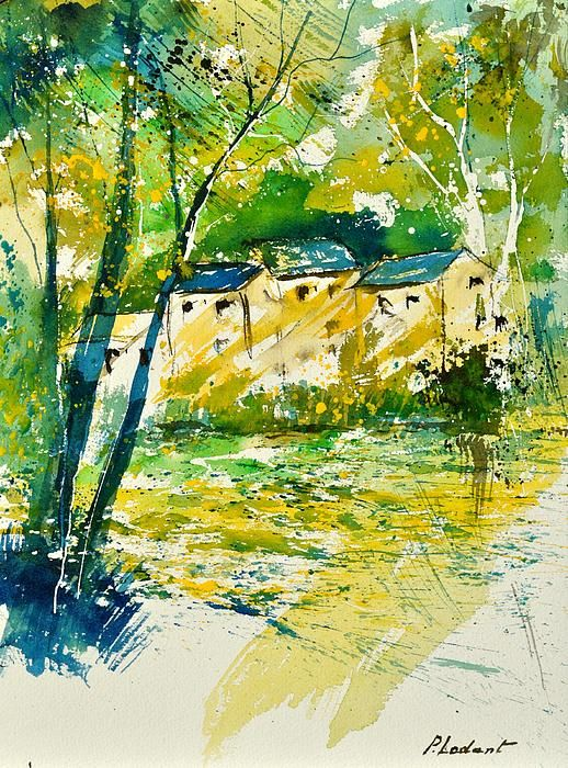 24+ Watercolor Paintings, Art Ideas, Pictures, Images