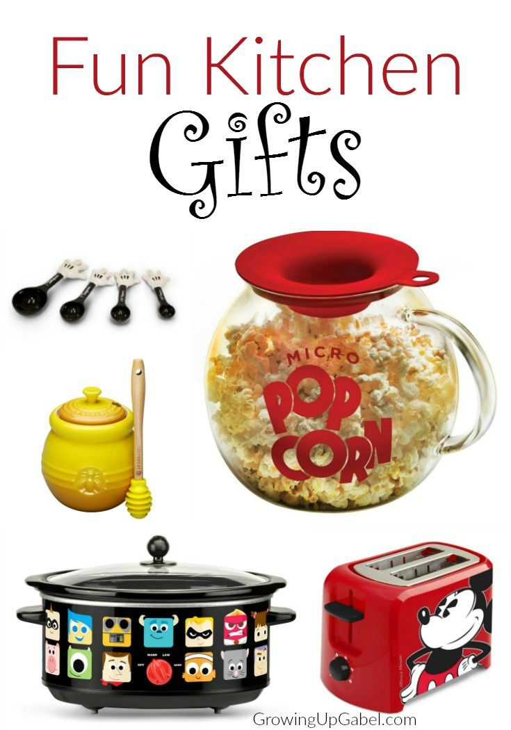 Everyone Will Love These Fun Kitchen Gadgets Help Make Cooking Funny With One Of These Perfect For Mom Friends Fun Kitchen Gifts Kitchen Gifts Cool Kitchens