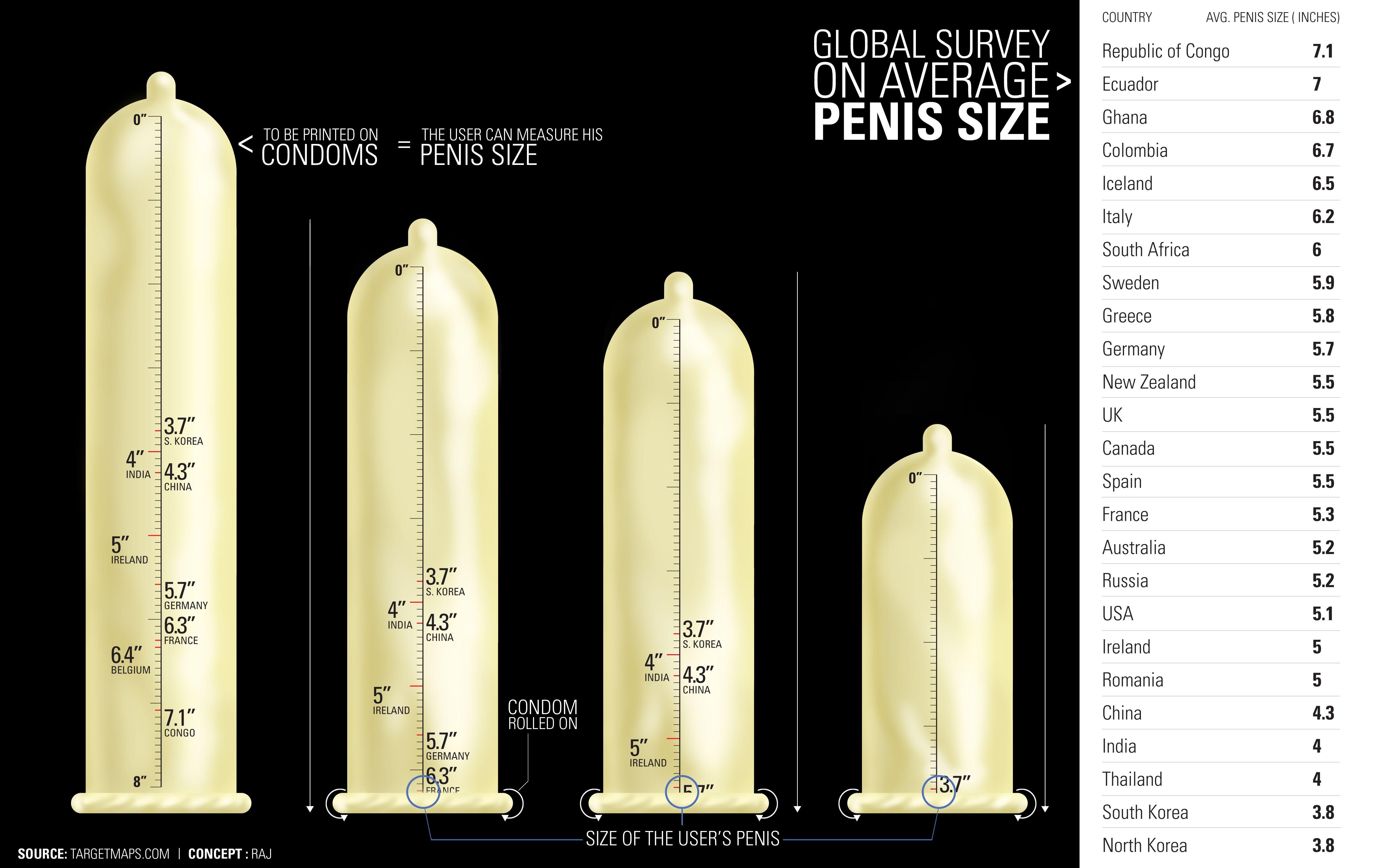 4 inch peni