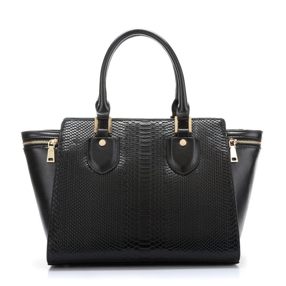 OL FavoriteMARTCHEE 2016 New Arrival Serpentine Women Smile Bag