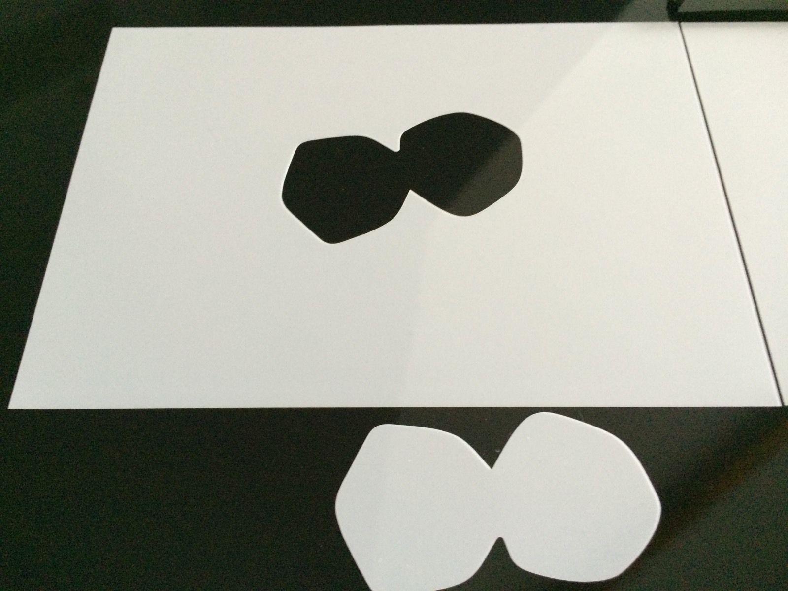 Step by Step Airbrush Schablone Stencil - Würfel Motiv 8x5cm. | eBay ...