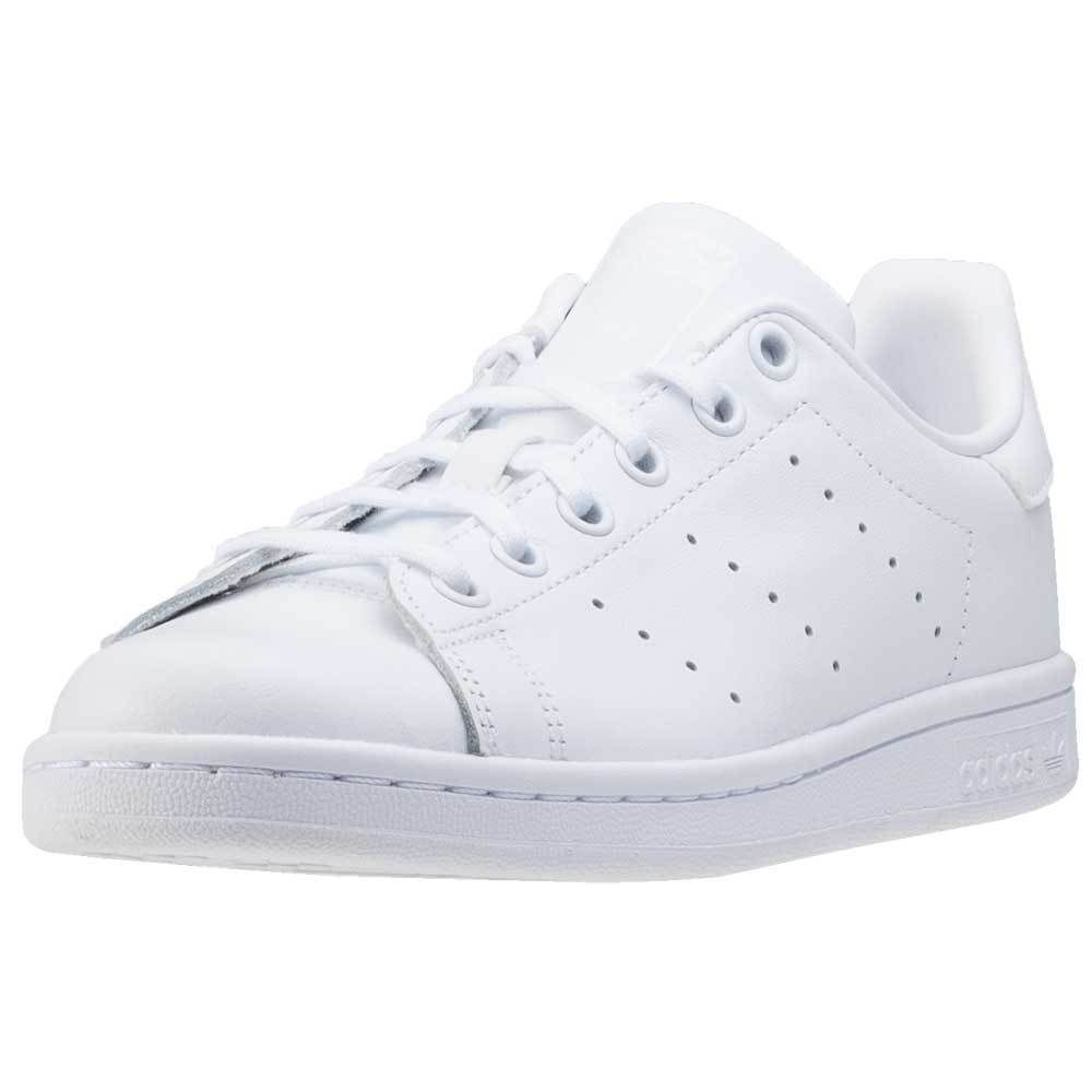 adidas stan smith j white