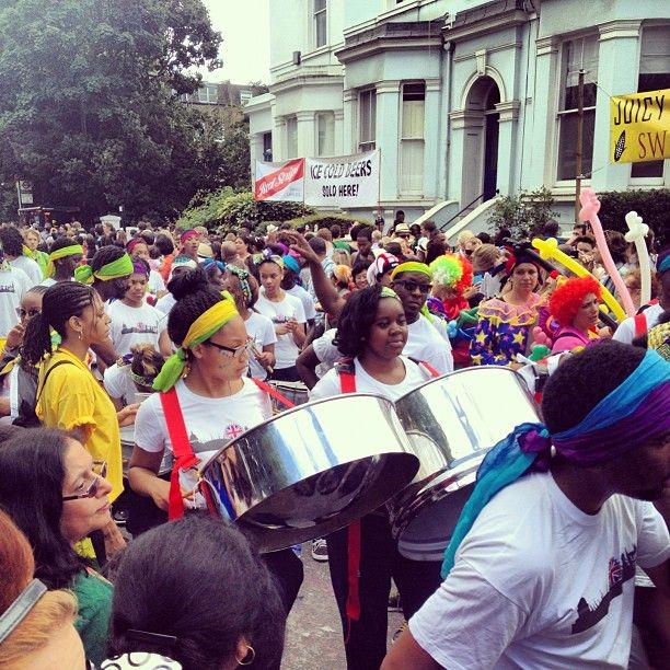 "@bethnoy's photo: ""Steel drummmms"" #carnival"