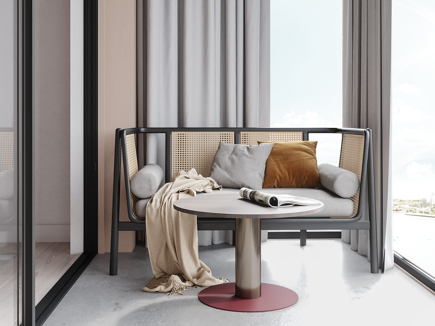 Apartment Singapore On Behance Contemporary Furniture Design Furniture Luxury Furniture