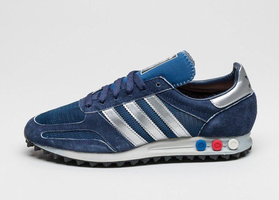 Adidas Originals Herren Sneaker LA TRAINER OG | real
