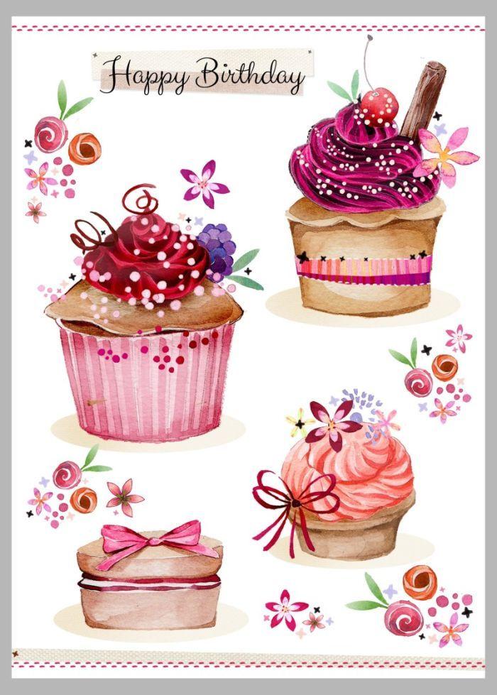 victoria nelson cupcakes copy illustrations happy birthday pinterest nelson f c. Black Bedroom Furniture Sets. Home Design Ideas