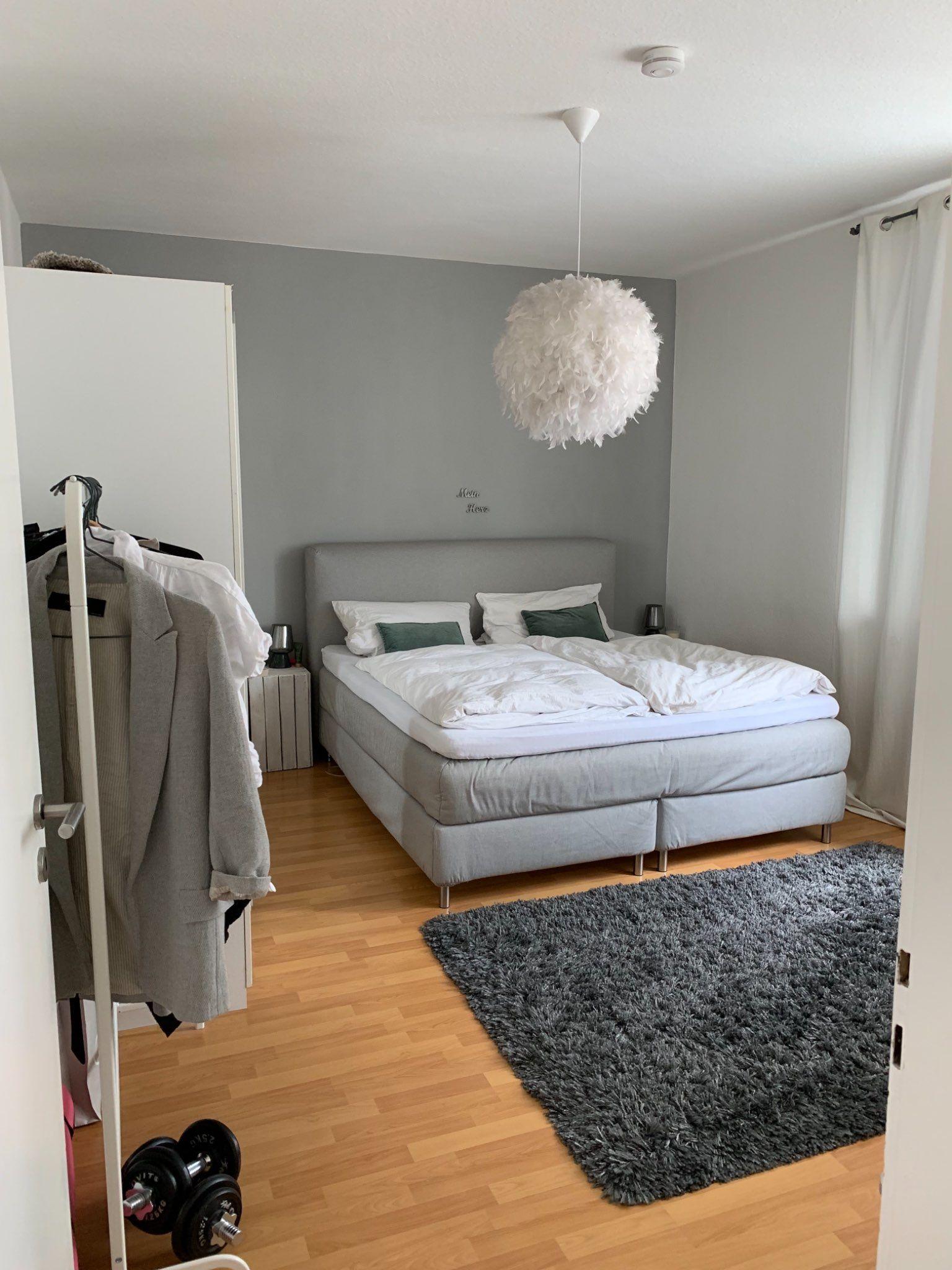 Ton In Ton Schlafzimmer In Der Kolner Altstadt Zimmer Schlafzimmer Einrichten Schlafzimmer