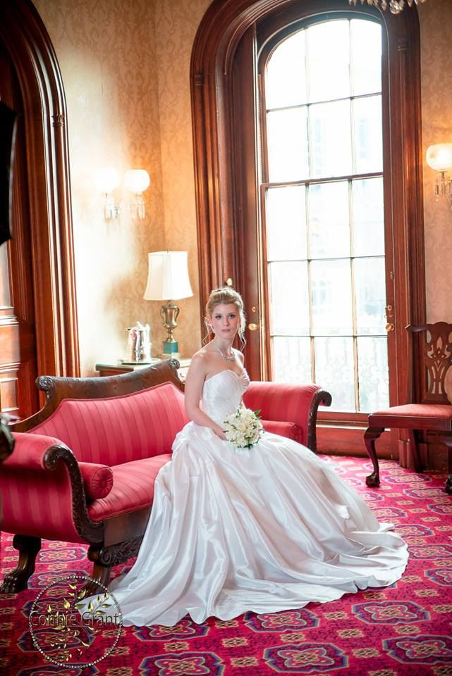 styled bridal shoot with Connie Grant Photography at the