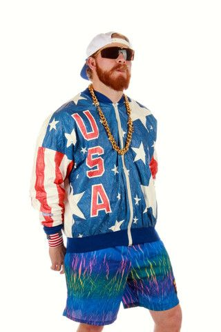 USA Windbreaker Jacket | Get your USA gear and all manner of ...