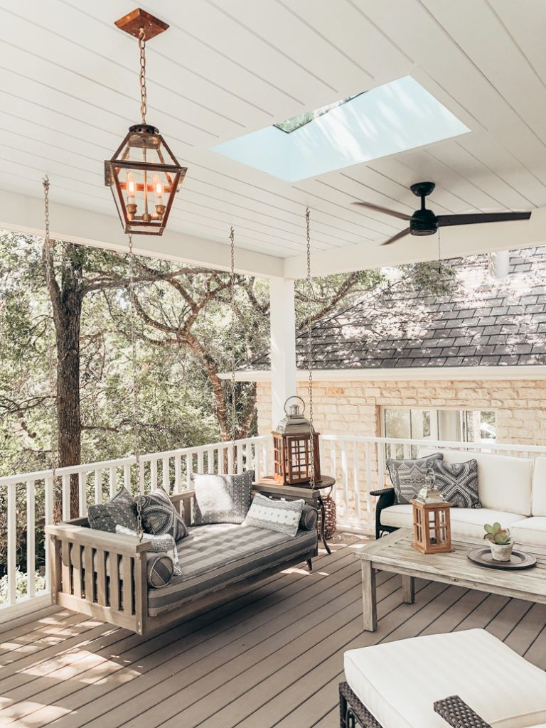 A Trip to Remember with Hunter Fan Company | Niña and ... on Outdoor Living Companies Near Me id=42508