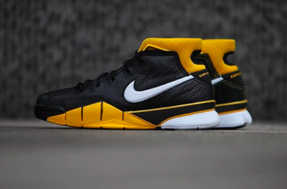 Nike Zoom Kobe 1 Protro (Del Sol) Arriving Later This Week Kobe Bryant s  newest f6ad8ec725