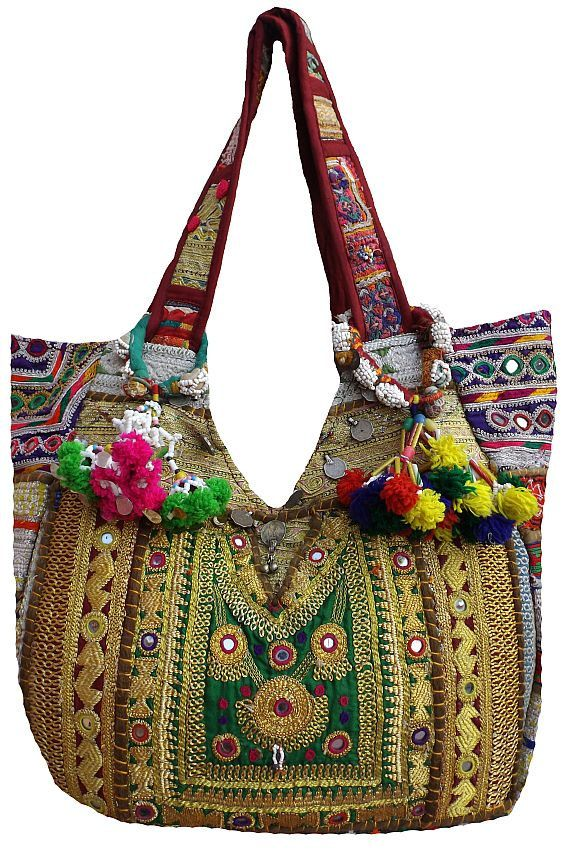 Amazing collection of vintage banjara bag from by Manthancreation ... 2c2c2fee17068