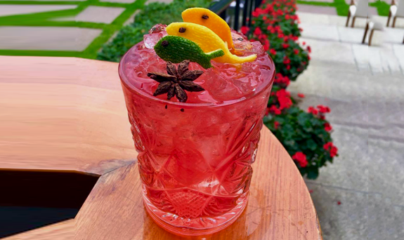 The Negronisecco drink is a variation of cocktail Negroni with the wonderful…