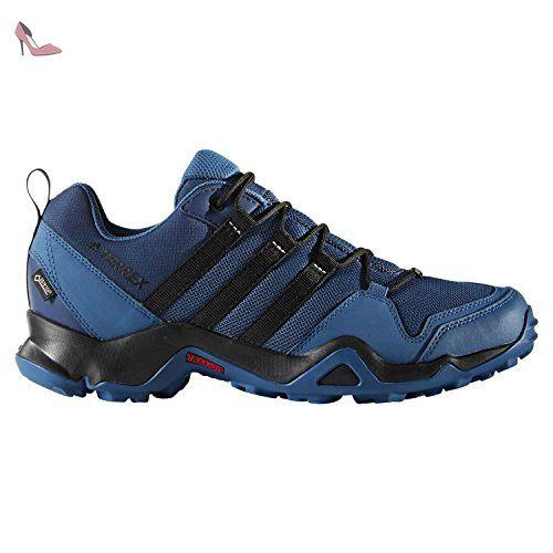 Adidas Terrex Ax2r Gtx, Chaussures de Randonnée Homme, Bleu