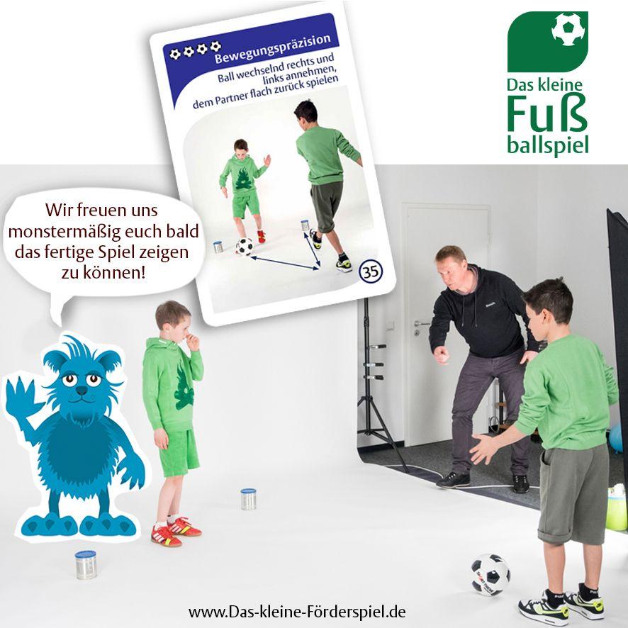 """""""Das kleine Fußballspiel""""  ab Anfang November!"""