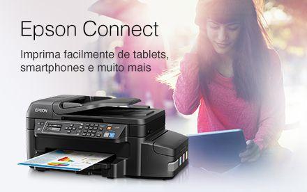 Epson EcoTank L375 | Epson L | Impressoras multifuncionais | Impressoras | Suporte | Epson Brasil