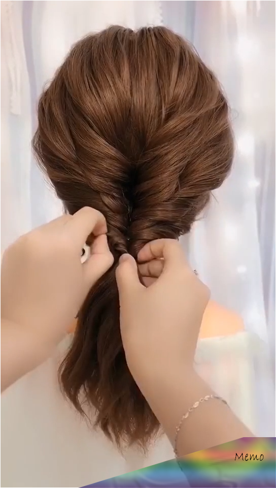 Mar 12 2020 Many Girls Will Dress Themselves Carefully When Going On A Date In Addition In 2020 Long Hair Video Cute Hairstyles For Short Hair Braids For Long Hair