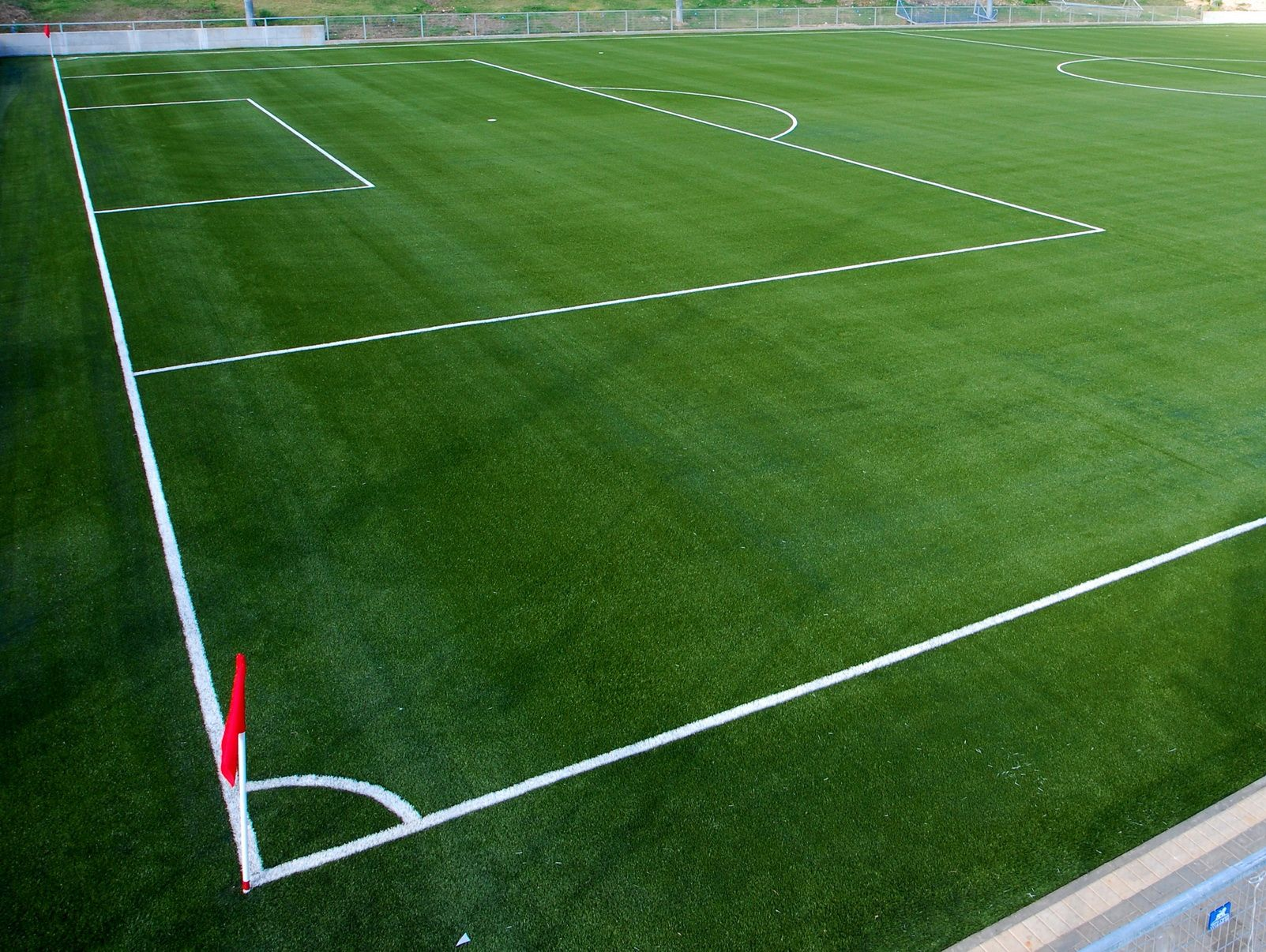 New synthetic soccer field for Pierrefonds Roxboro