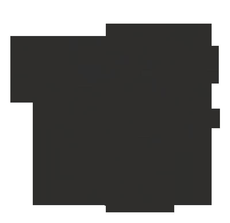 Vinilo infantil - Hada con estrellas