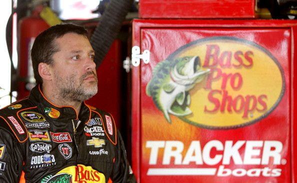 Tony Stewart Photos - Darlington Raceway: Day 2 -  Love it, Tony is in a lot of pictures at every track!!!!!