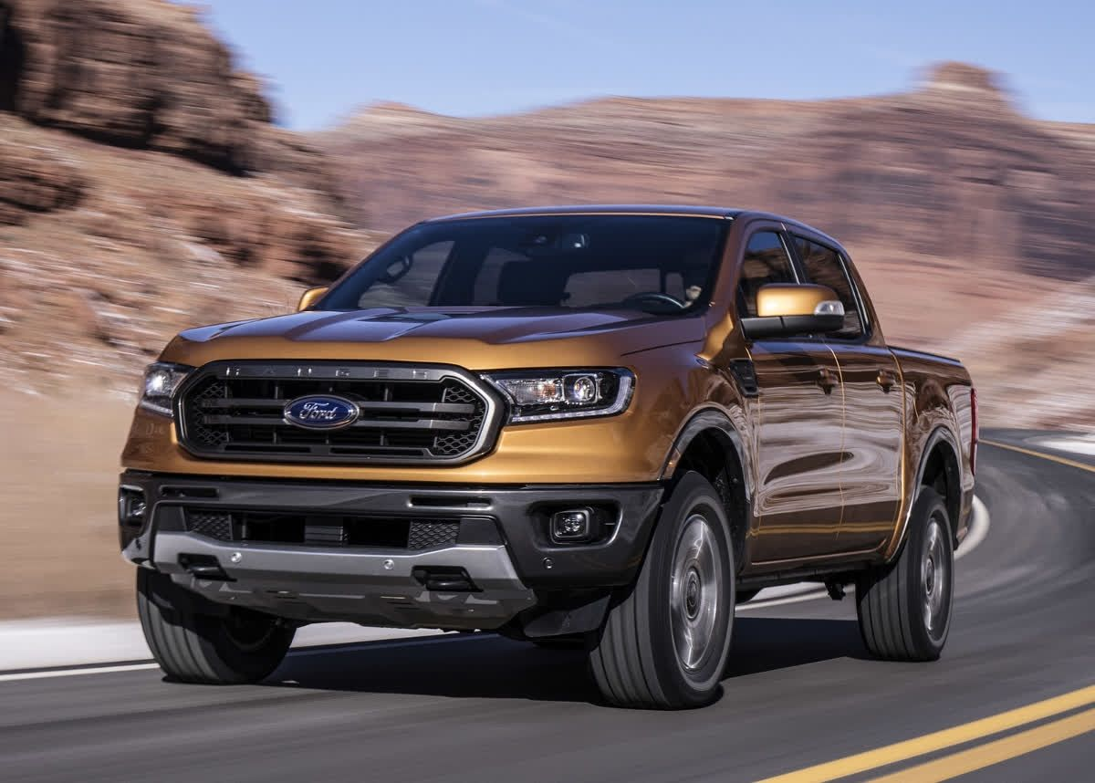 The Ford Ranger S Maximum Payload Of 1 860 Pounds Is The Best In Its Class And Can Tow An Impressive 7500 L Ford Ranger 2019 Ford Ranger Ford Ranger Wildtrak
