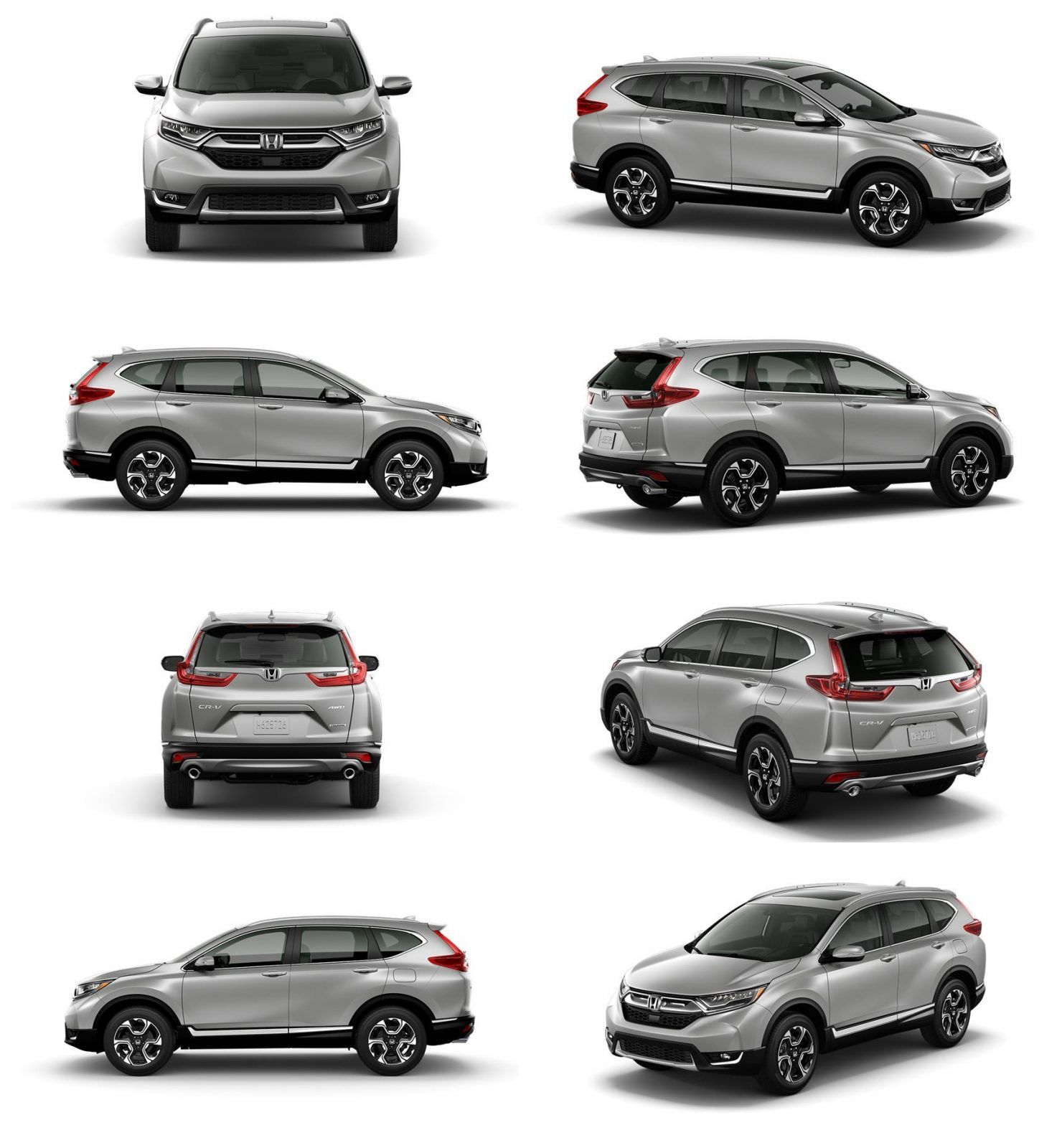 2019 Honda Cr V Visualizer All 10 Colors Animated Gifs Car Shopping Honda Cr Honda Cr V