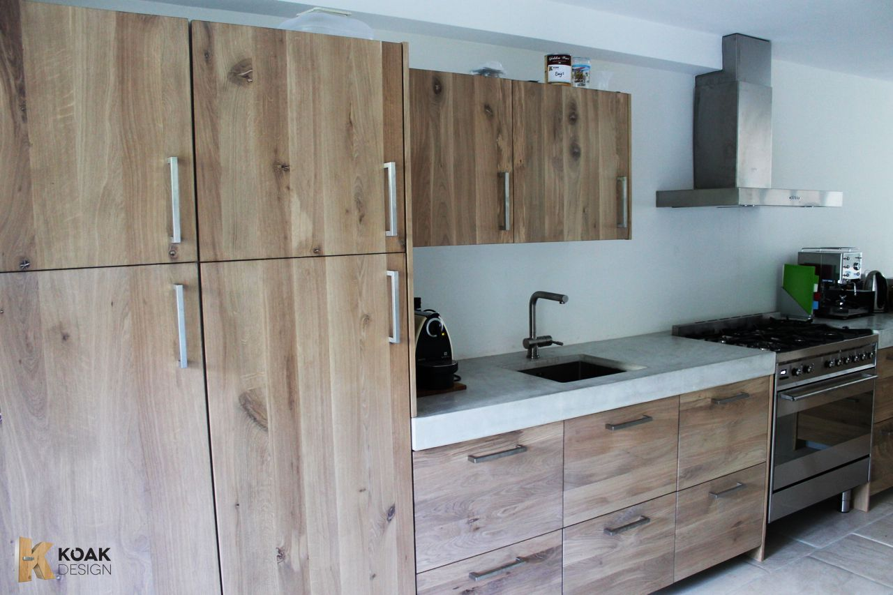 Koak Projects with IKEA Metod Kitchen cabinets | KITCHENS ...