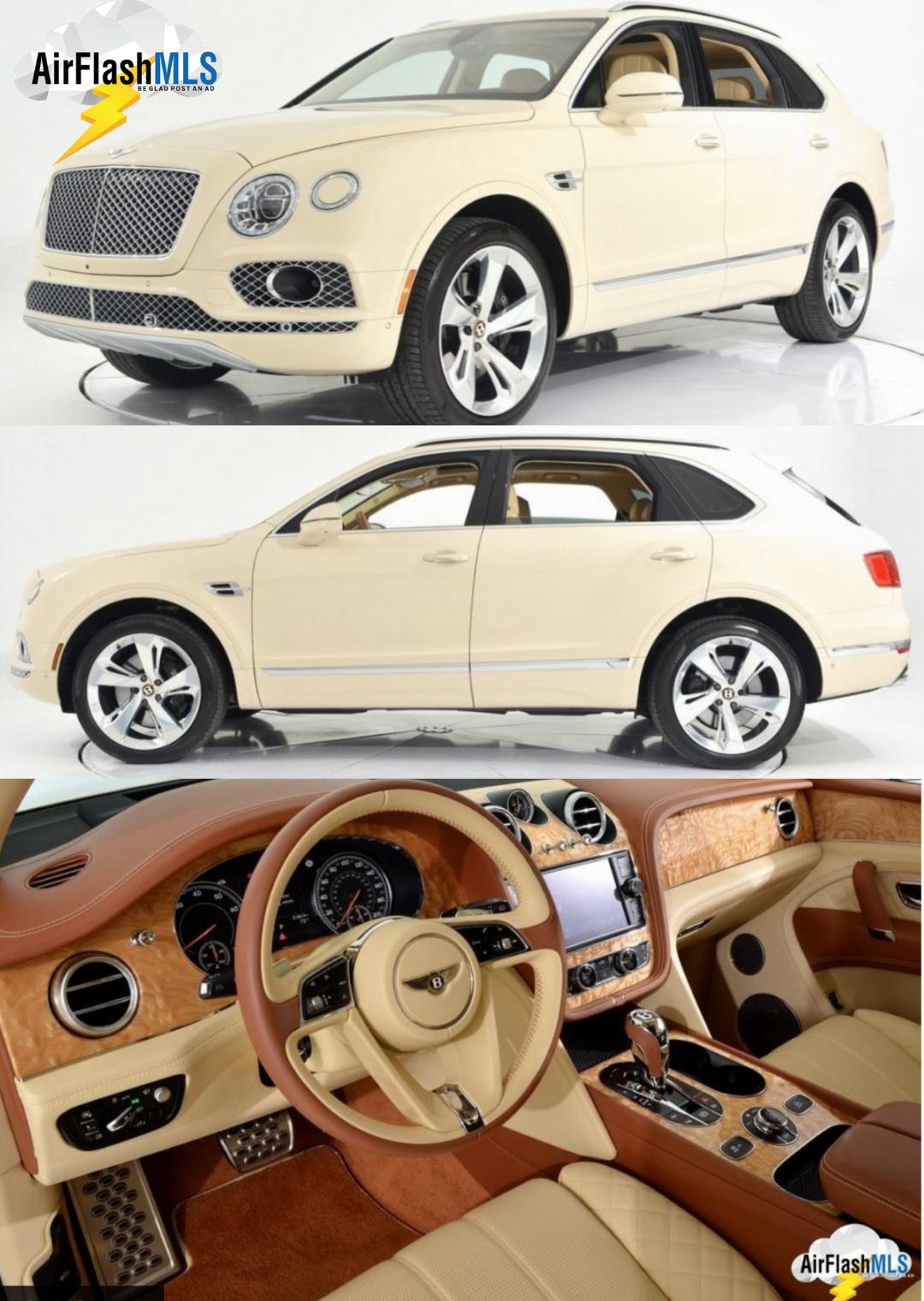 2019 Bentley Bentayga Bentley Used Bentley Luxury Crossovers