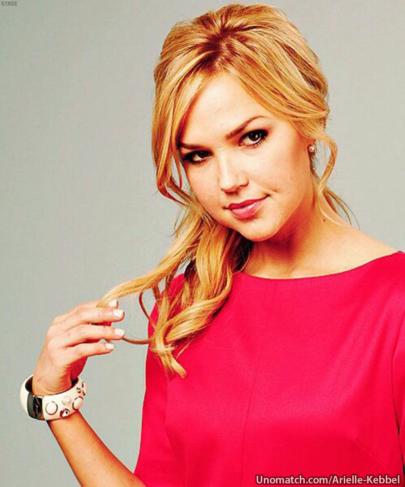 Arielle Caroline Kebbel Is An American Model And Actress Like
