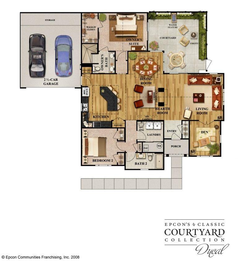 Our Homes For Sale Cornerstone Homes Little House Plans Floor Plans House Floor Plans