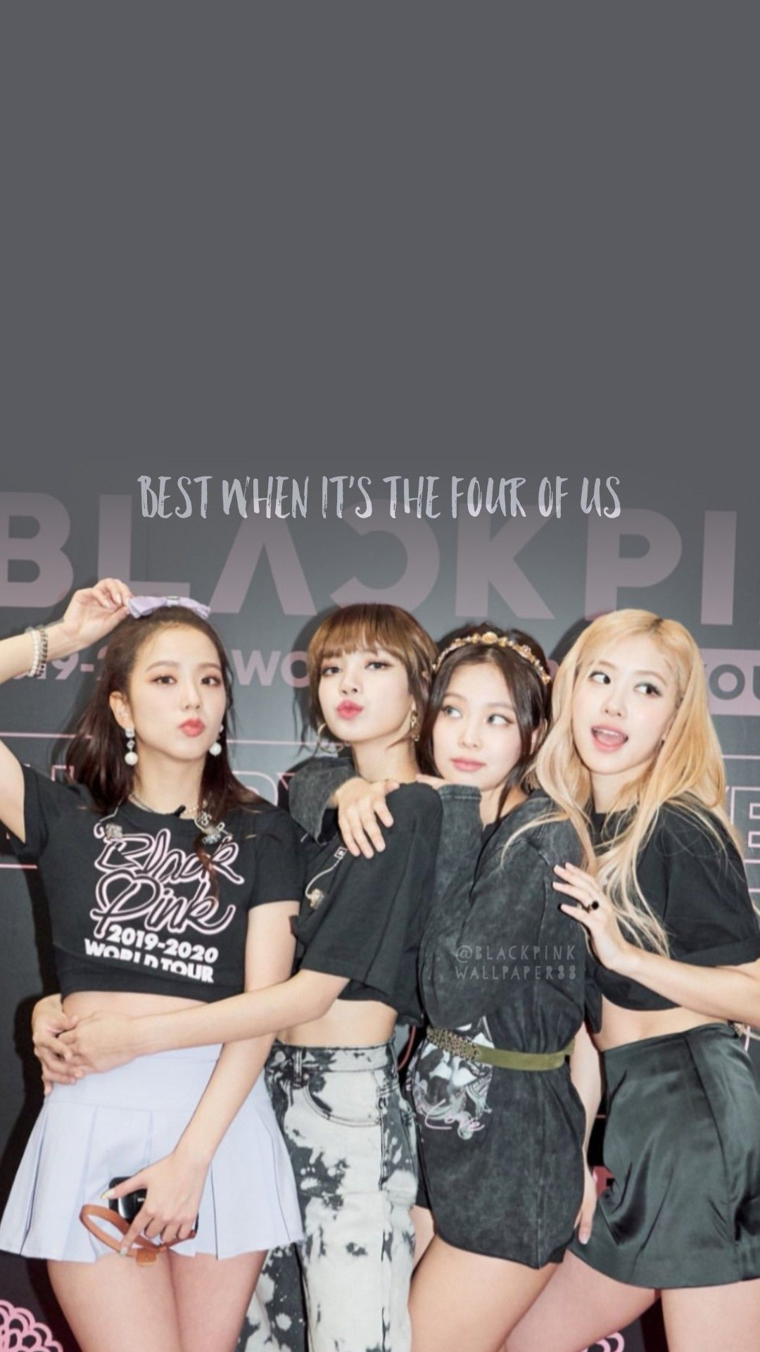 blacpinkwallpaper in 2020 (With images) Blackpink